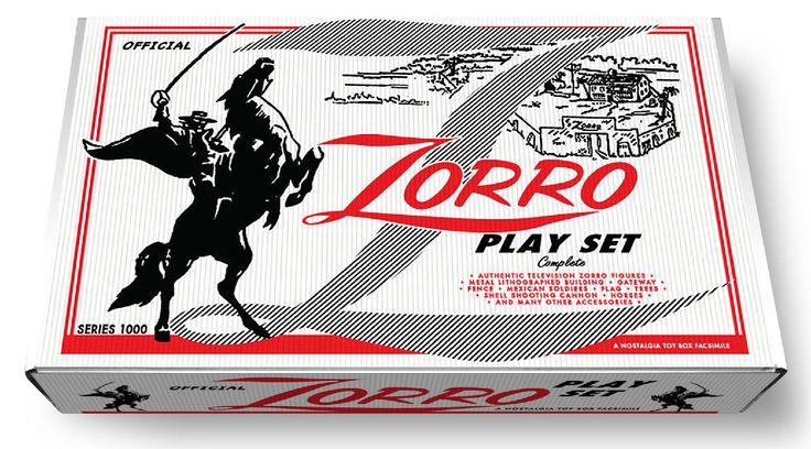 Zorro Spiel