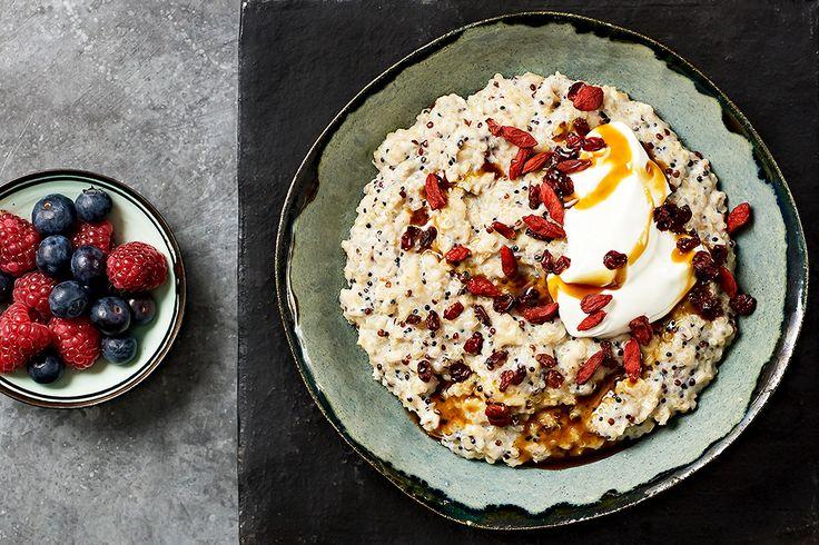 Quinoa Banana Superfood Porridge