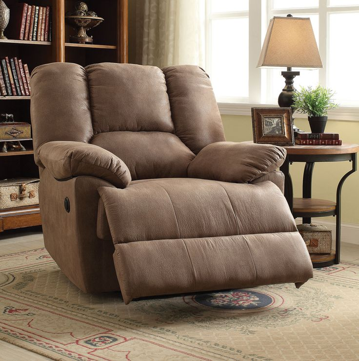 Acme Furniture Oliver Power Recliner - The perfectly overstuffed Acme Furniture Oliver Power Glider Recliner is sure to be everyoneu0027s favorite. & 22 best Recliners for Living Room images on Pinterest | Living ... islam-shia.org