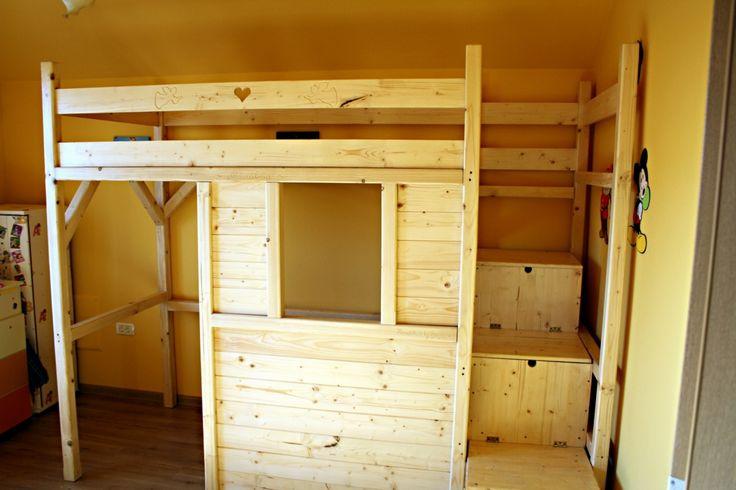 Construieste un patut pentru copil. Detalii pe BricoHub.ro