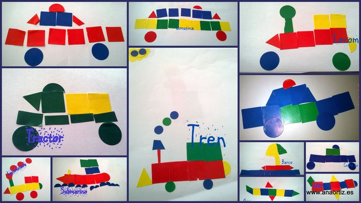 Hemos utilizado para esta actividad, gomets, folio y ¡¡¡mucha imaginación !!! 3º E.I.