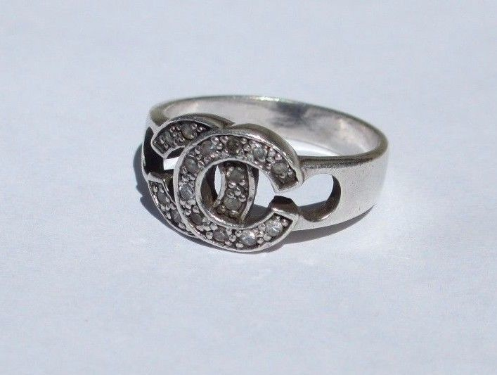 Silver Gemstone Rings Ebay