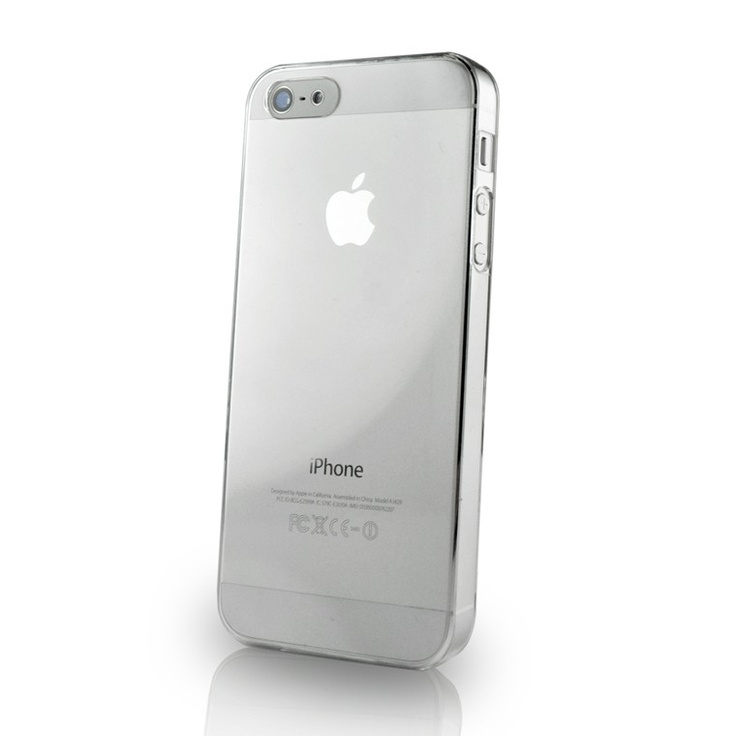 Evouni Crystal Clear Case for iPhone 5