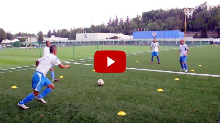 Great ball control soccer drills. The best soccer/football videos, exercises and articles on the web for soccer/football coaches.