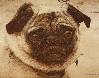 personalizado foto mascotas foto grabado laser Foto mascota
