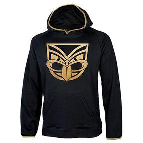 2017 Warriors Gold Foil Fleece Hoodie