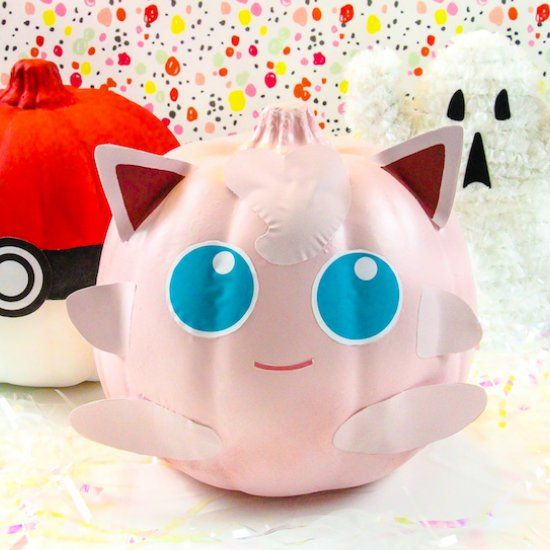 Cute & Easy To Make DIY Pokemon Inspired Halloween Pumpkins!