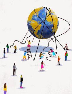 Eva Vazquez Dibujos Generacion Z Cambiar El Mundo Conciencia Social