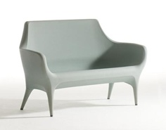BD Barcelona Designu0027s U0027Armchair Showtime Outdooru0027 By Designer Jaime Hayon.  This Rotomoulded Polyethylene