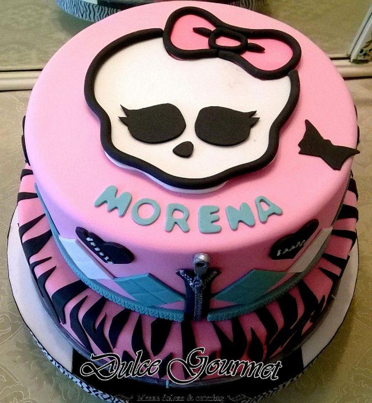 Monter high cake!