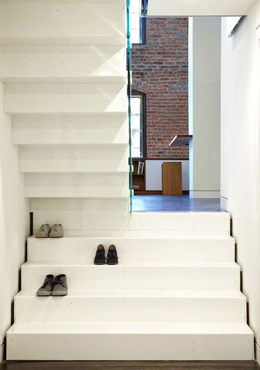 stairs for shoes