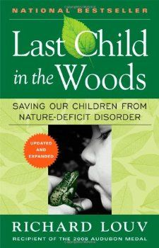 Saving our children from nature-deficit disorder