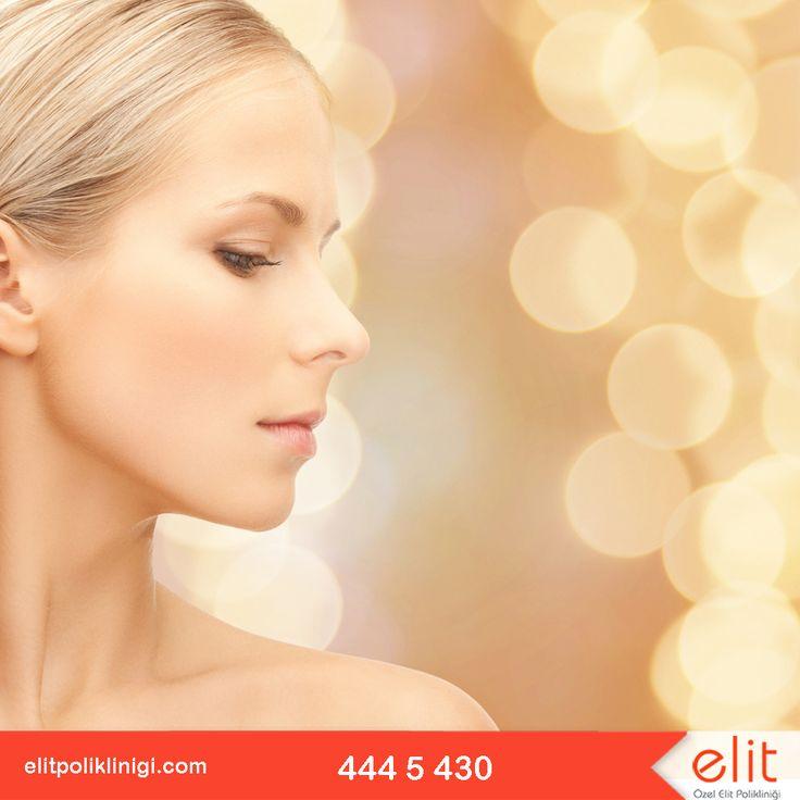 #BurunEstetiği işlemleri burnunuzu yeniden şekillendirmek, daha alımlı bir görünüme kavuşmasını sağlamak, burun ucu kaldırma ve bazı izleri yumuşatma amaçlı uygulanabiliyor.     Hemen sonuç alınabilmesi ve ameliyat sonrası iş gücü kaybı olmaması burun estetiğinin en büyük avantajlarıdır.