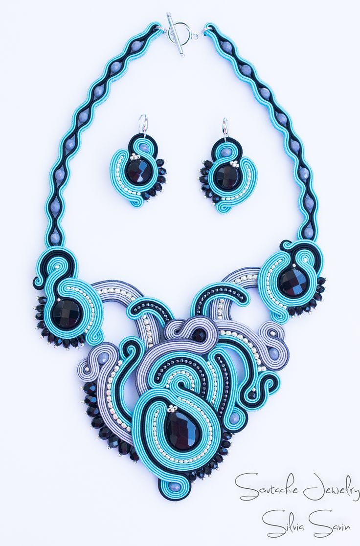 The best images about sutaška on pinterest soutache lace and art