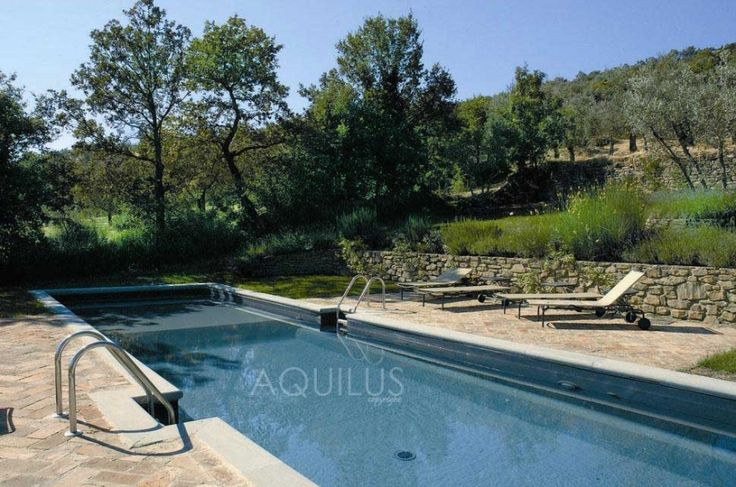 5392 Best Images About Inground Pools On Pinterest