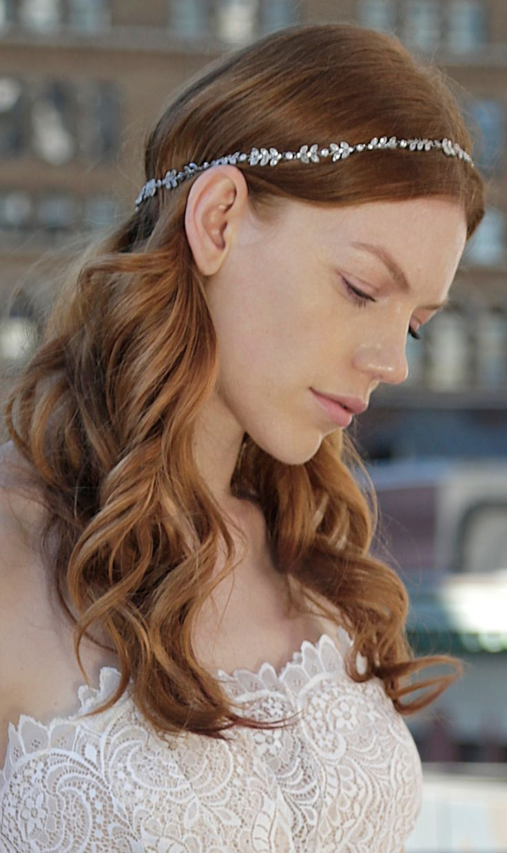 187 best AMY O BRIDAL HEADPIECES images on Pinterest