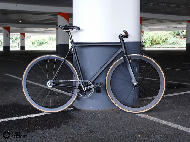 Fixie Factory Frame Amp Full Carbon Fork By Fixie Factory