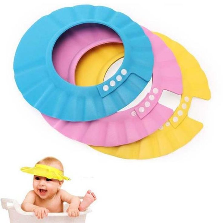 Adjustable Baby Shower Cap. Buy 1 Get 2 FREE