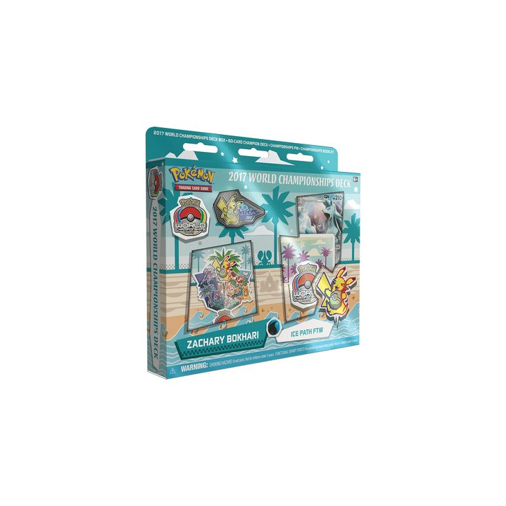 Pokemon World Champ Deck - Alolan Ninetales