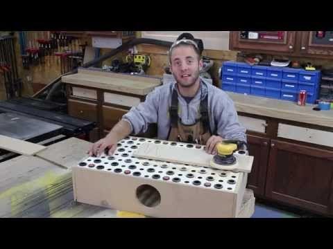 Rockler Downdraft Table for Sanding