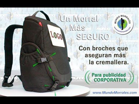Morral publicitario / Advertising backpack