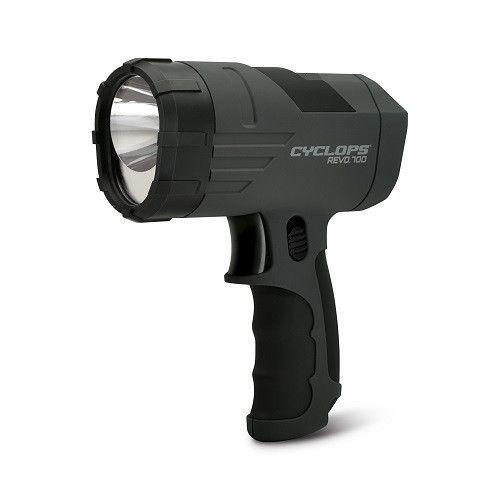 GSM Cyclops Revo 700 Lumen Rechargeable Handheld Spotlight