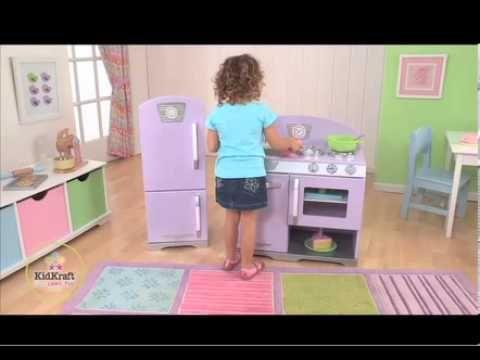 retro kitchen lavender 6