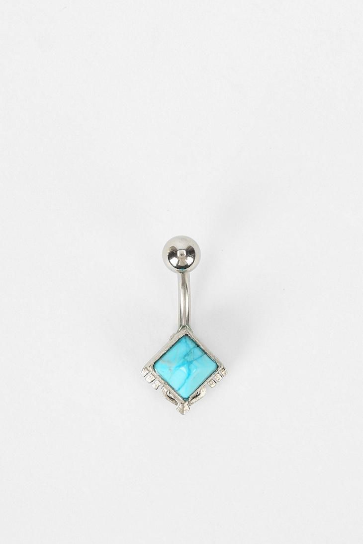 Boho Belly Ring