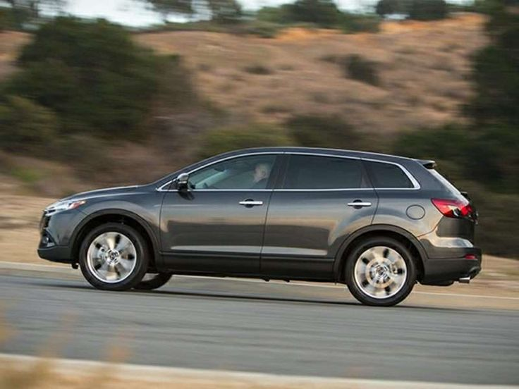 The 2015 Mazda CX-9 is a 7 passenger SUV. I like autos that are roomy enough for me to travel with family and friends. It may be my next ride.