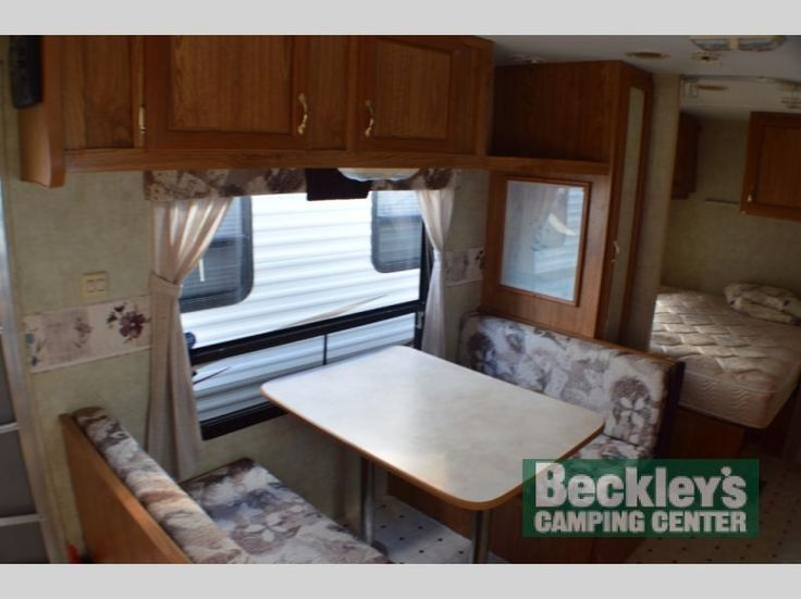 Used 2004 Fleetwood RV Pioneer 18T6 Travel Trailer at Beckleys RVs | Thurmont, MD | #37097