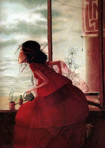 """""""Cyrano"""" Rebecca Dautremer"""