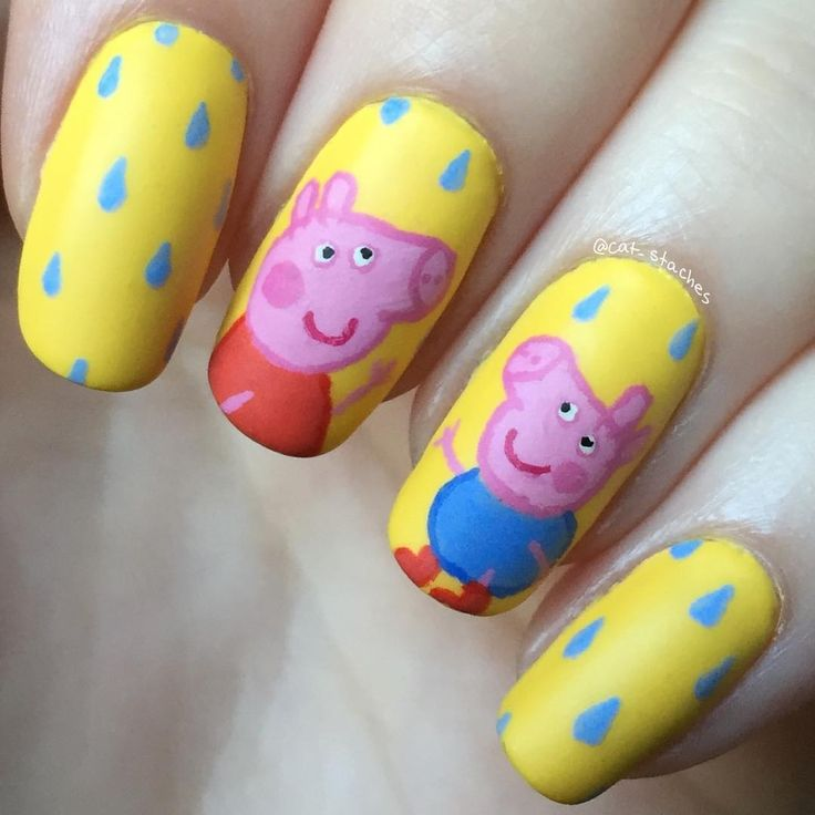 The 8 best Neishas stuff images on Pinterest | Pig nails, Peppa pig ...