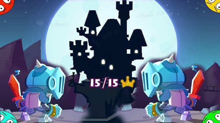 🐾 ЛЮДИШКИ АТАКУЮТ ЗАМОК  в castle doombad Мультфильм для детей домбед