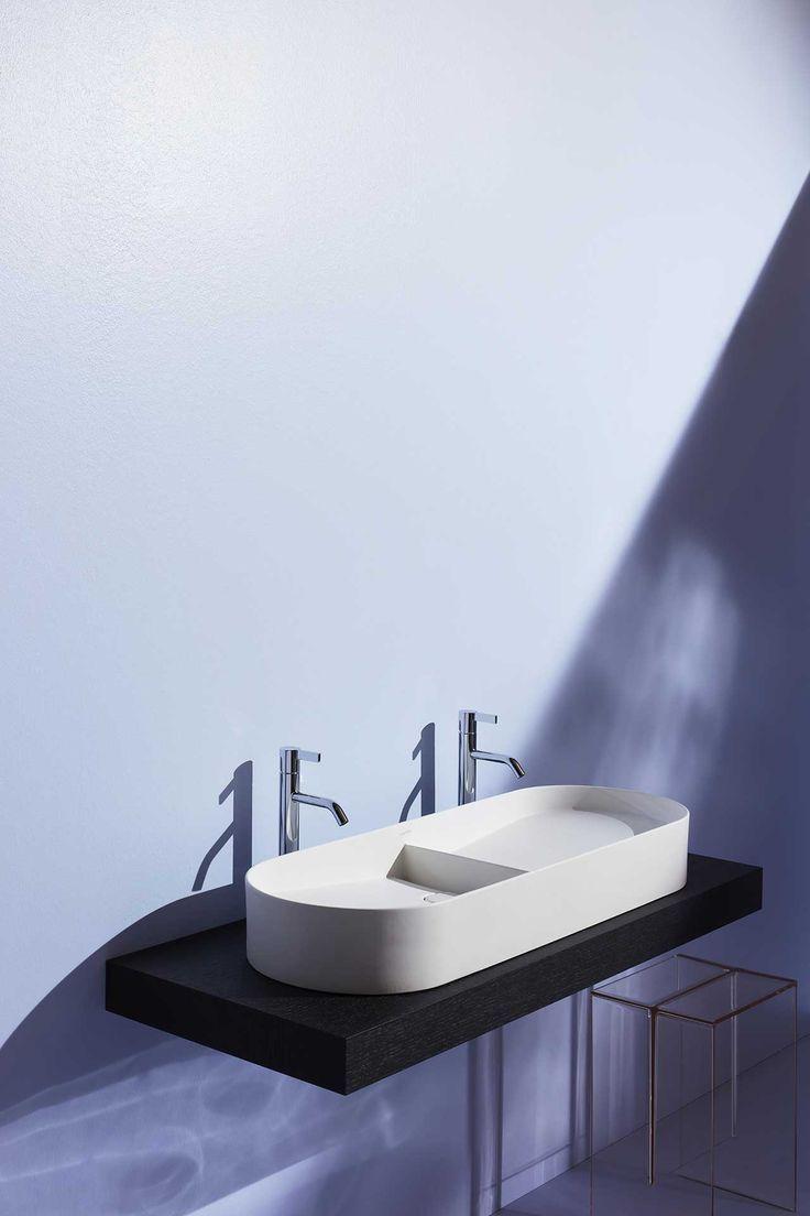 Sonar By Laufen Pushing The Boundaries Of Bathroom Design Mit Bildern Doppelwaschtisch