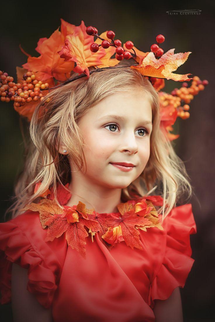 Fall Princess by Irina Kornienko / 500px