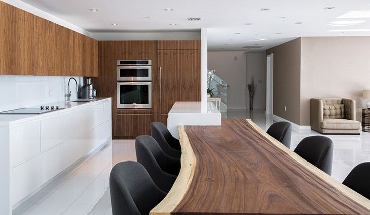 midtown residence mila design 9 Luxurious Two level Apartment in Miami Enhanced by Textural Diversity