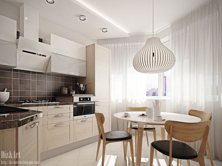 Дизайн кухни http://diz-interior.blogspot.com/