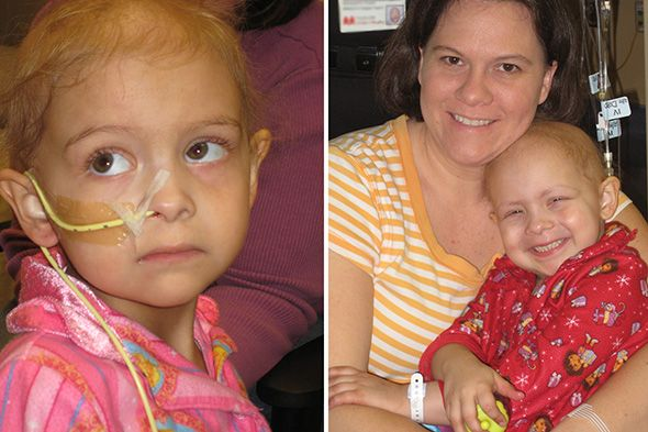 Ewing Sarcoma Miracle: Meet Miranda