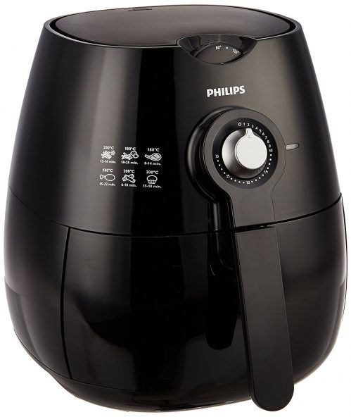 Philips Viva Collection HD9220 Air Fryer with Rapid Air Technology At Rs. 8999 From Amazon