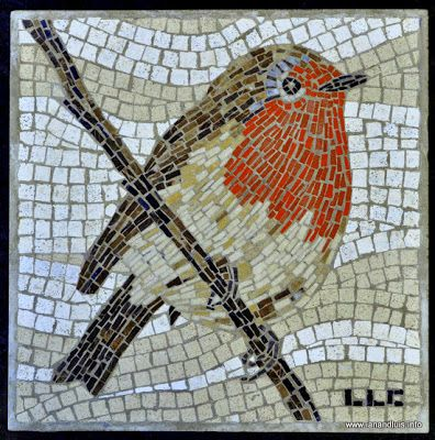 Tales from Toriello: Decorating with mosaic.