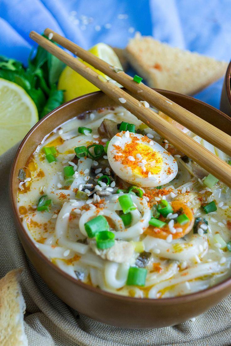 Quail Egg Noodle Soup Recipe Quail Eggs Egg Noodles