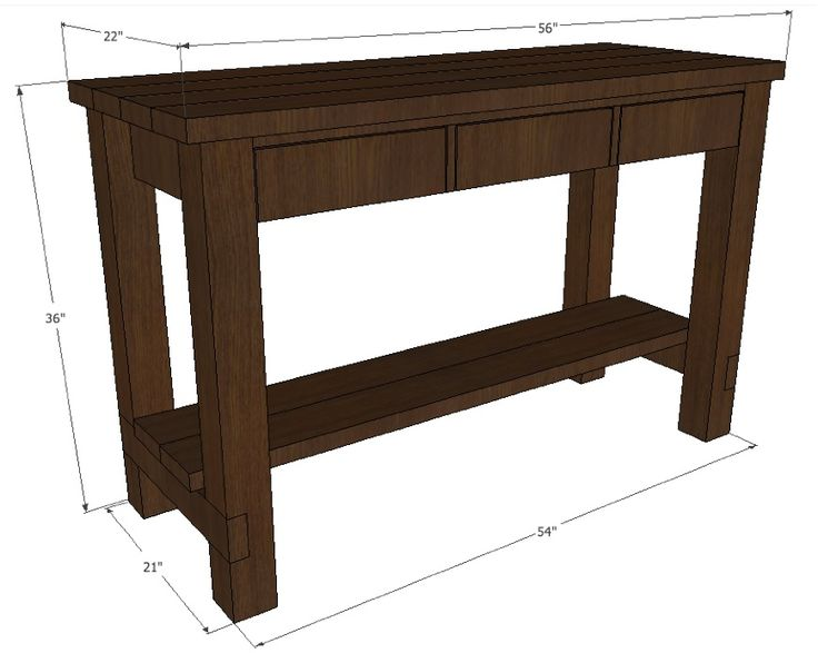 Ana White | Build a Gaby Kitchen Island | Free and Easy DIY Project and Furniture Plans