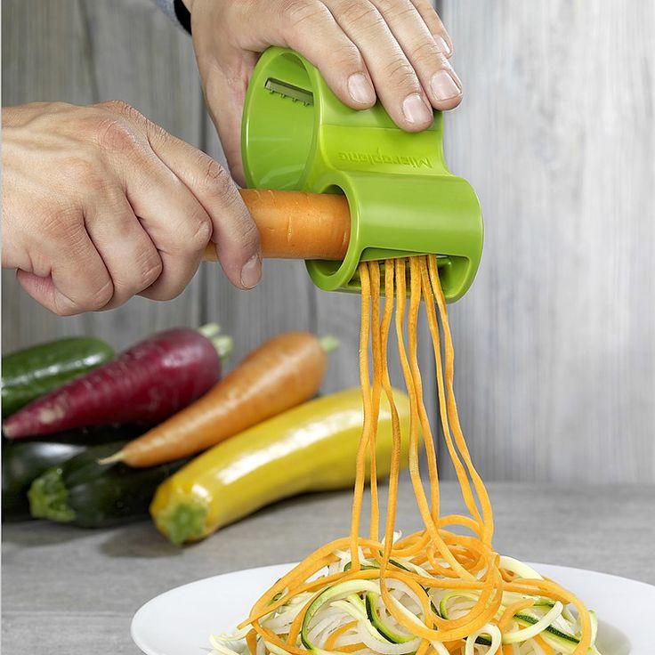 Un cortador de verduras para gourmets