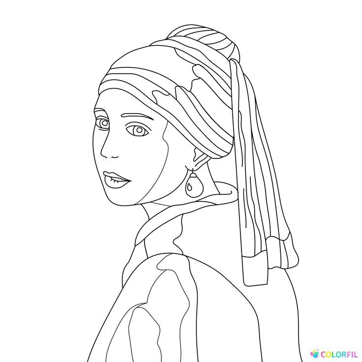 coloring pages of michelangelo   131 best images about coloring art on Pinterest   Coloring ...