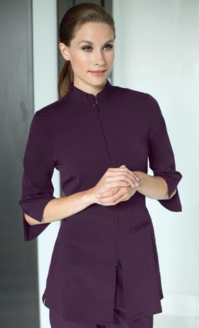 *good links* Style Guide - Massage Uniforms | American Spa