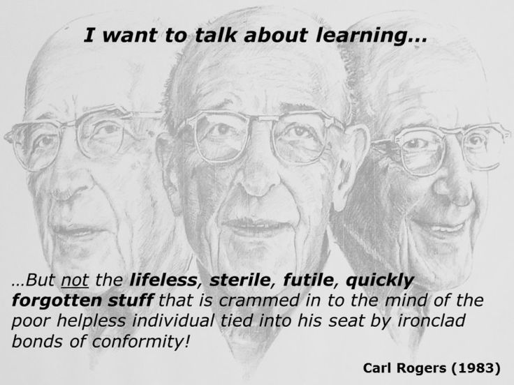carl rogerss concept of a fully functioning person Carl rogers founded person-centered therapy rogers introduced the concepts of congruence fully functioning person had seven key traits.