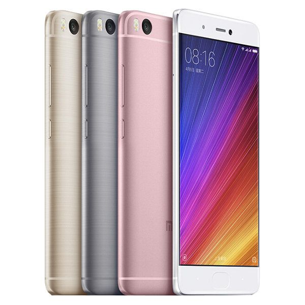 Xiaomi Mi 5s Mi5s 5.15 inch Fingerprint 3GB RAM 64GB ROM Snapdragon 821 Quad Cor…