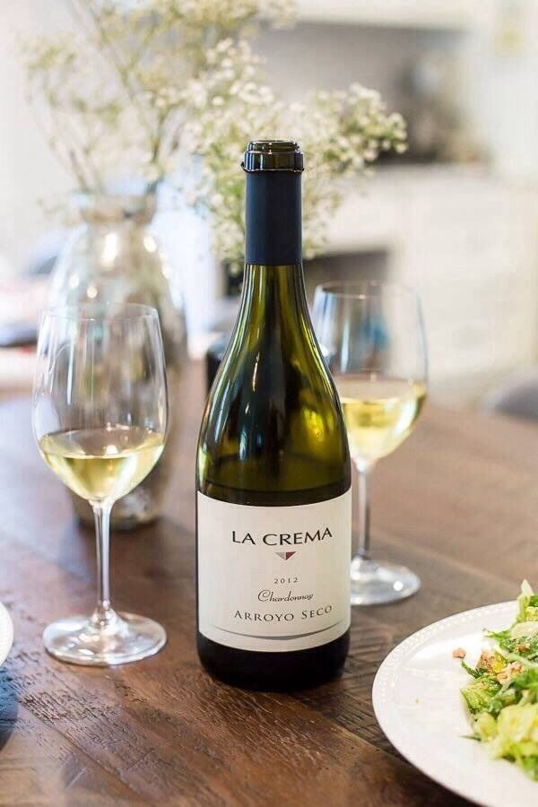 A good Chardonnay has a nice buttery flavor and is one of my favorite grape varieties.