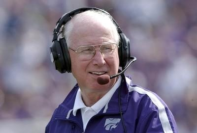 My favorite college football coach- EVER!!!