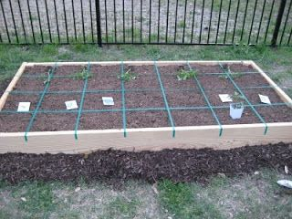 I can totally make that: DIY: Raised vegetable garden bed